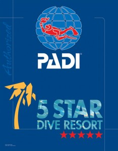 PADI 5 Star Resort