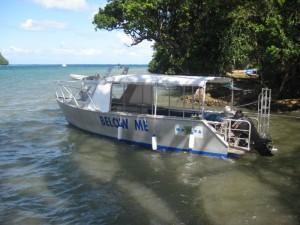 Below Me at Matava, Kadavu, Fiji