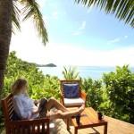 Rooms - Oceanview bure deck
